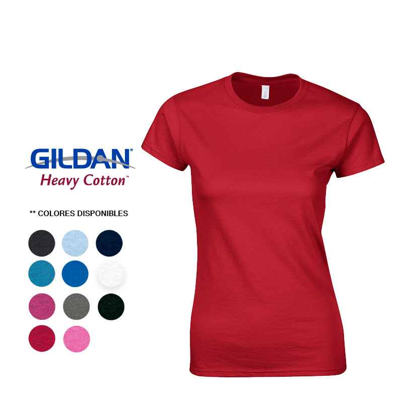 T-shirt Dama