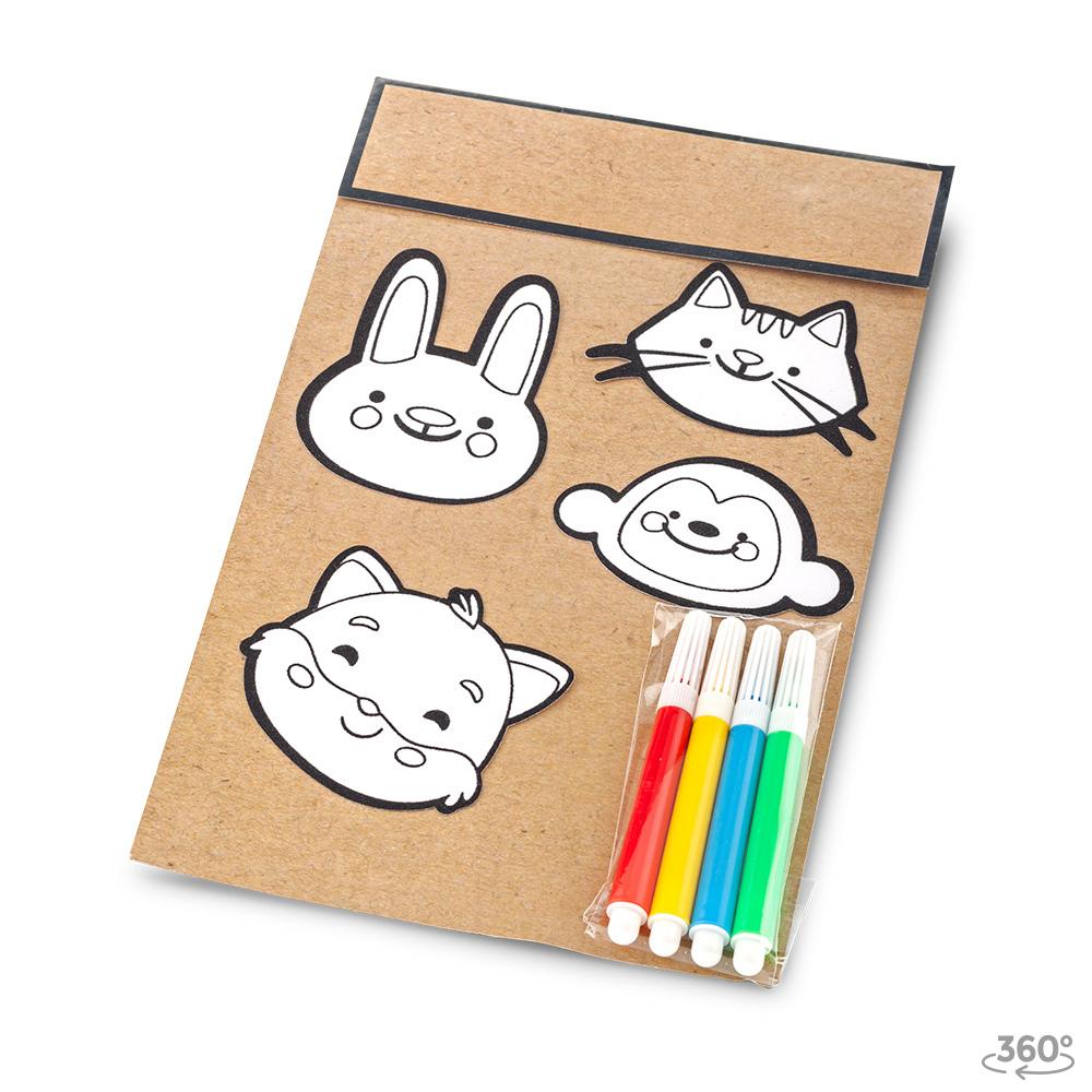 Set de Stickers Kidz