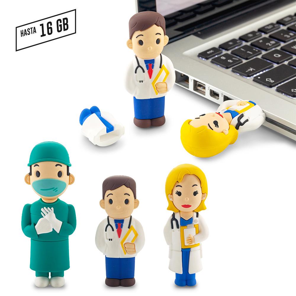 Memoria USB Medic 3D