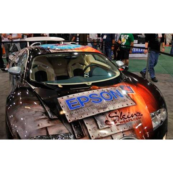 Decoración vehicular con impresión a full color y vinilos de alta calidad