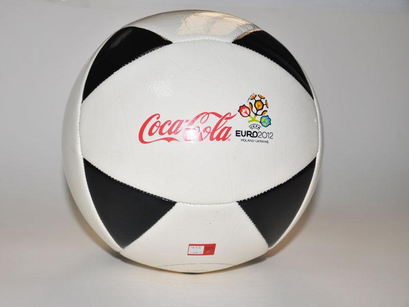 Balón de fútbol Cocacola