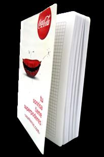 Cuaderno escolar masivo
