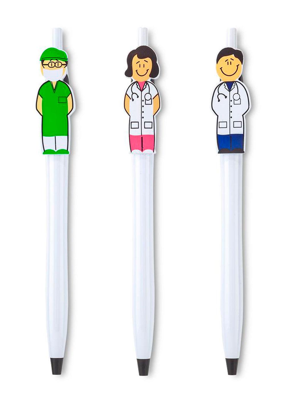 Bolígrafo para médicos