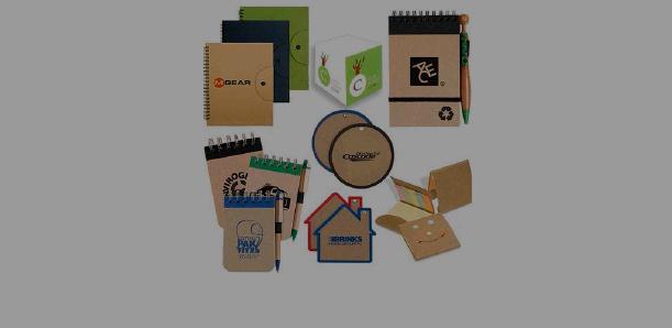 Productos en papel eco