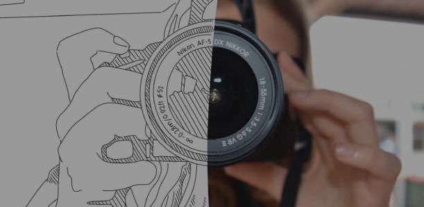 Ilustración y fotografía