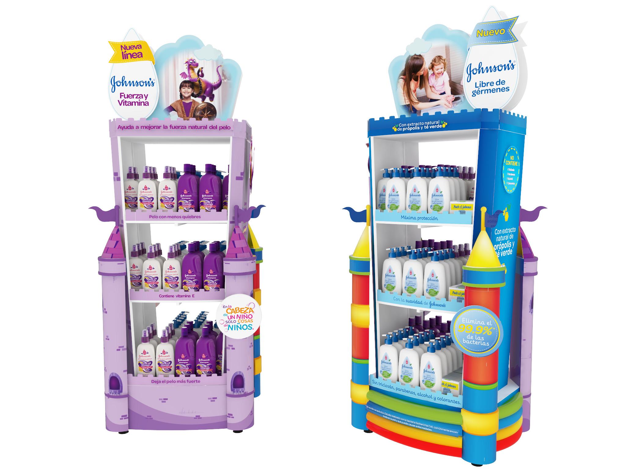 Aplicación de lineamiento de marca para lograr un exhibidor que comunique y acerque al consumidor