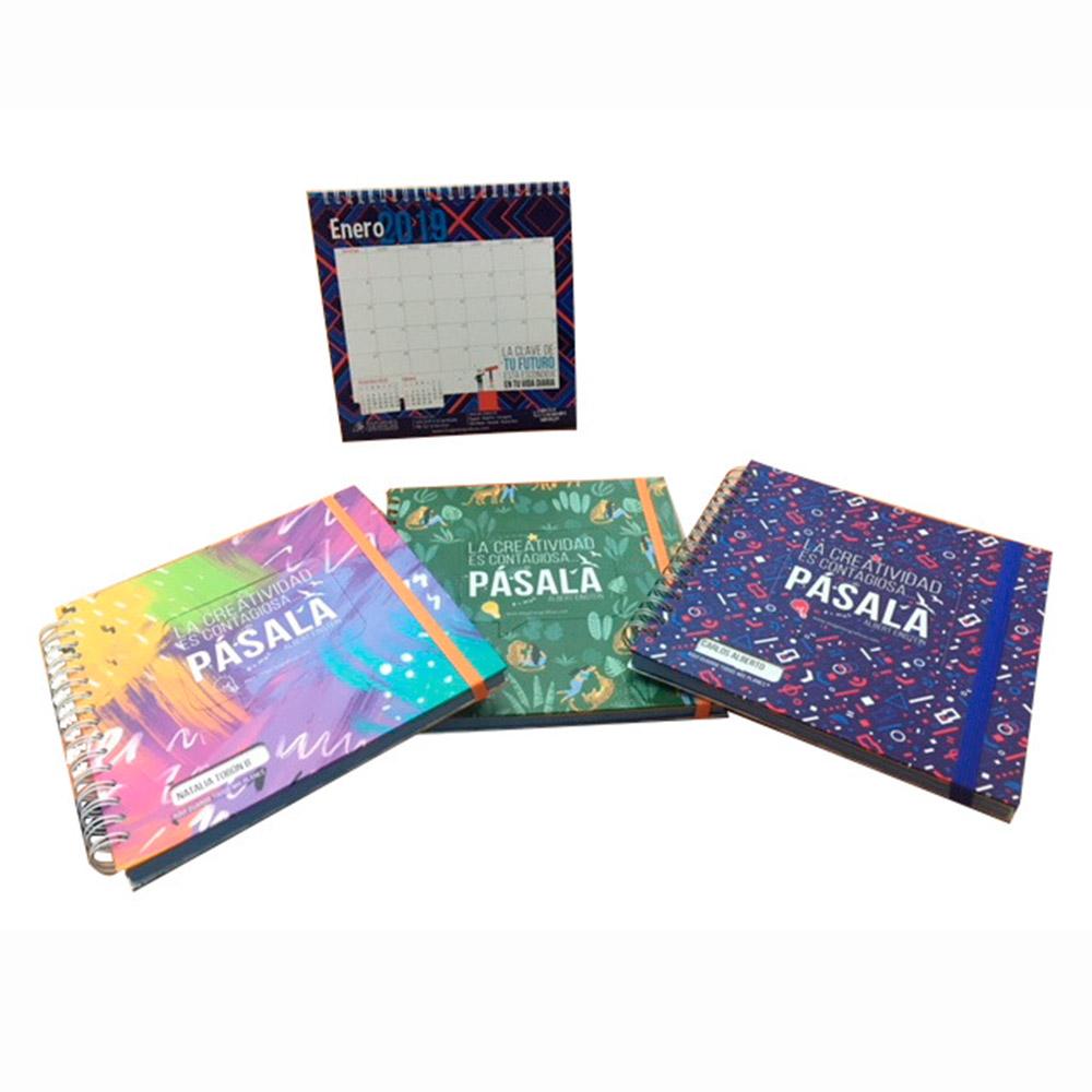 Generación de experiencias de usuario a traves del diseño de elementos funcionales como cuadernos personalizados