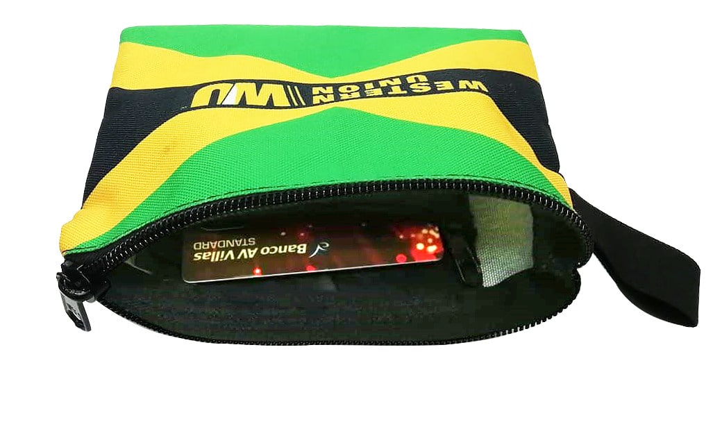 Passport and credit card pouch