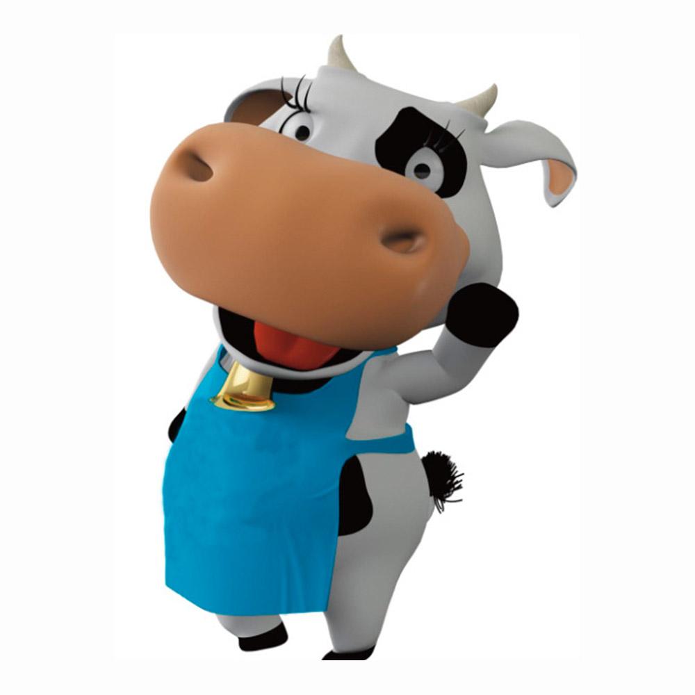 Replica de vaca